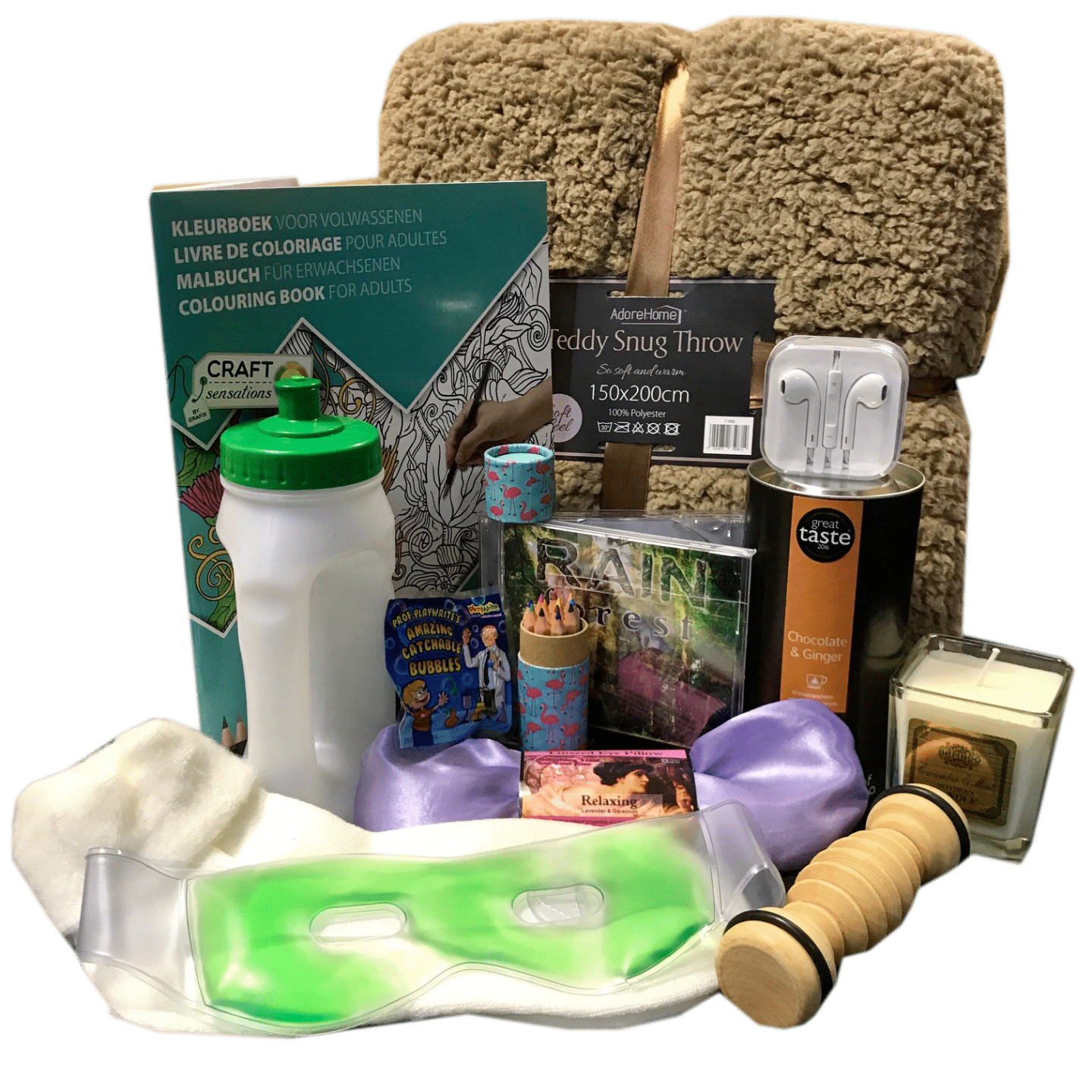 The Comfort Box from Cancer Care Parcel
