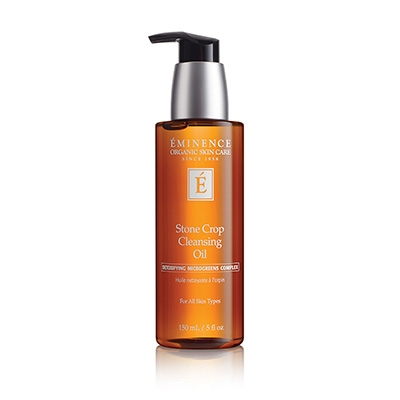 Review of Éminence's Stone Crop Cleansing Oil
