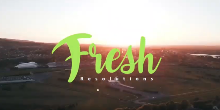 Fresh Resolutions is back – and it looks like a great way to kickstart your 2019