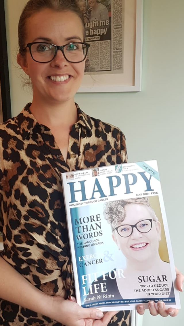 Issue 2 of Happy Magazine has arrived!