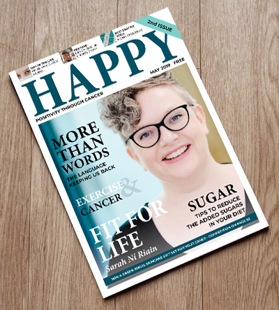 Issue 2 of Happy Magazine is almost here!