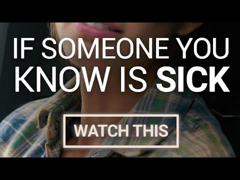 A shareable video for friends and family – What to say to someone going through cancer