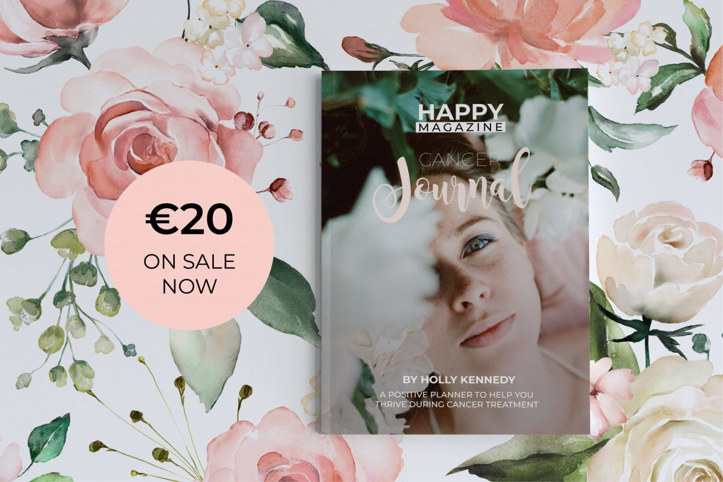 On sale now: Happy Magazine Cancer Journal